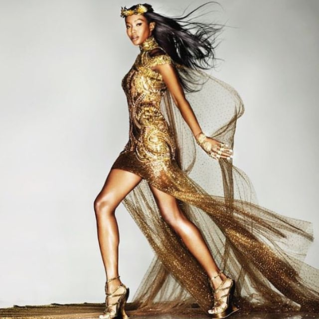 Naomi Campbell 0