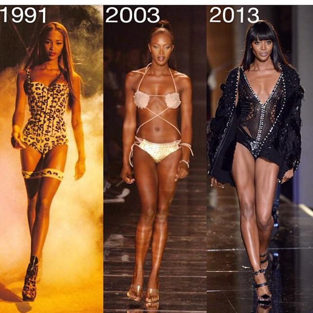 Naomi Campbell 27