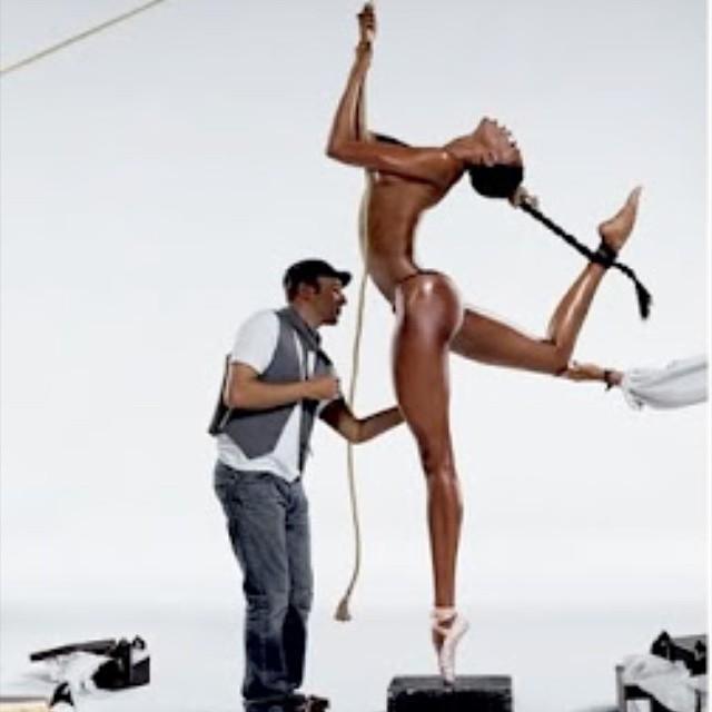 Naomi Campbell 30