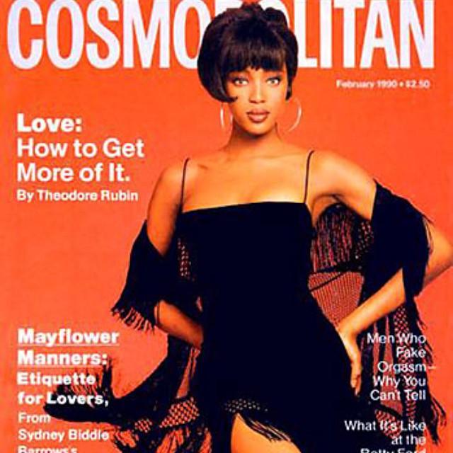 Naomi Campbell 34