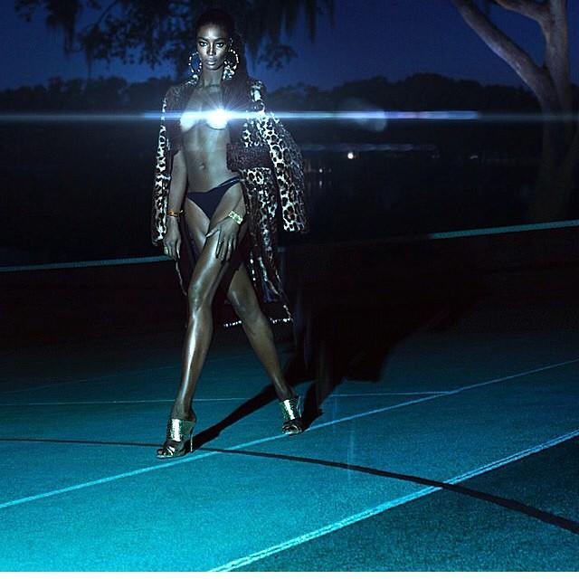 Naomi Campbell 36