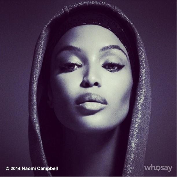 Naomi Campbell 40