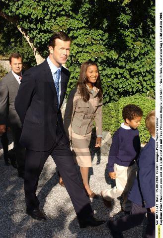 Staatsfeiertag Liechtenstein 2006 Royals