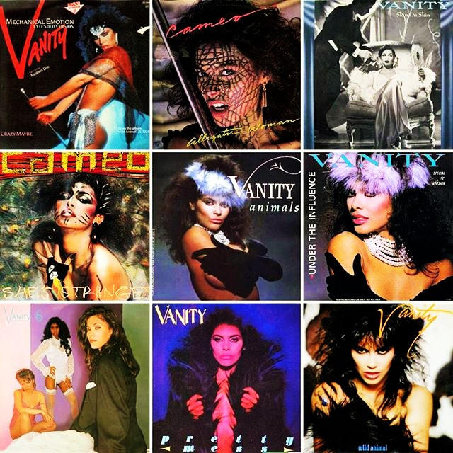 Ex-Model, Actress & Singer: Vanity AKA Denise Katrina Matthews