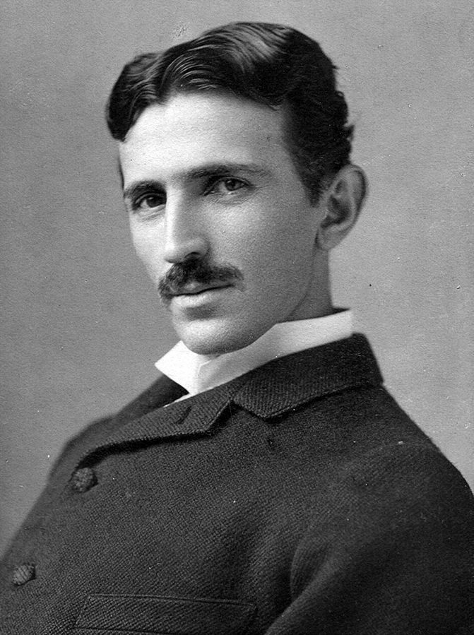 Great Inventor: Nikola Tesla
