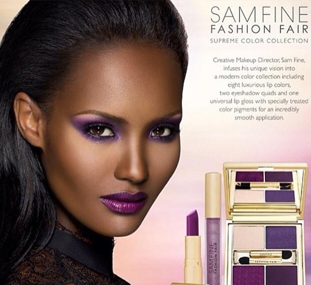 Model: Fatima Siad