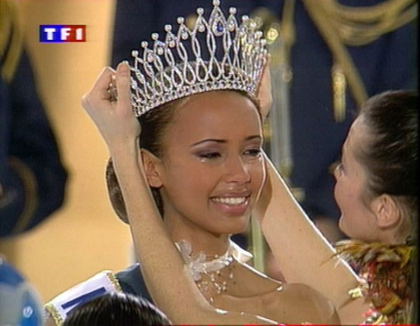 "Miss France: ""Sonia Rolland"""