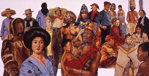 race diversity