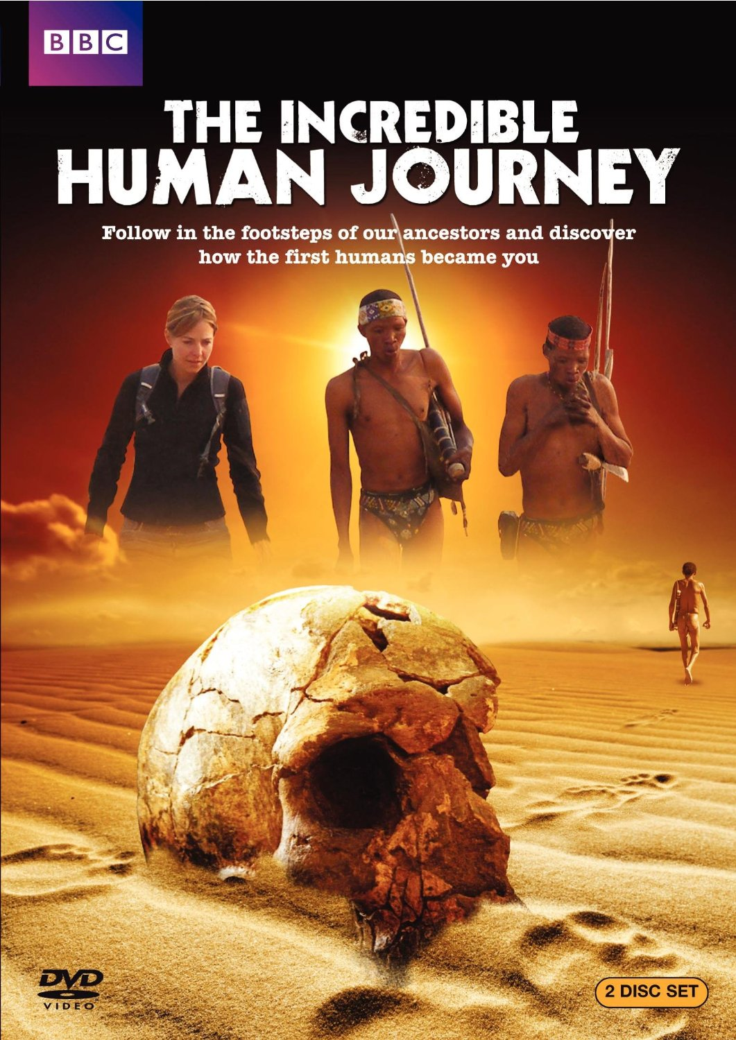 Incredible Human Journey Out Of Africa