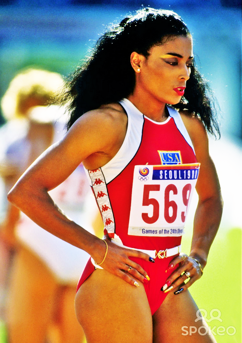 Great Olympic Athlete: Florence Griffith-Joyner aka Flo-Jo