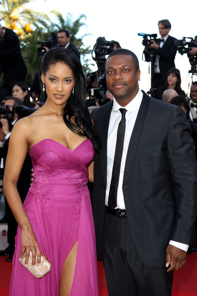 Chris Tucker And His Wife Pictures to Pin on Pinterest ...