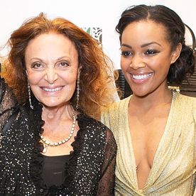 """House of DVF"" Season Finale with Diane von Furstenberg at The Grove"