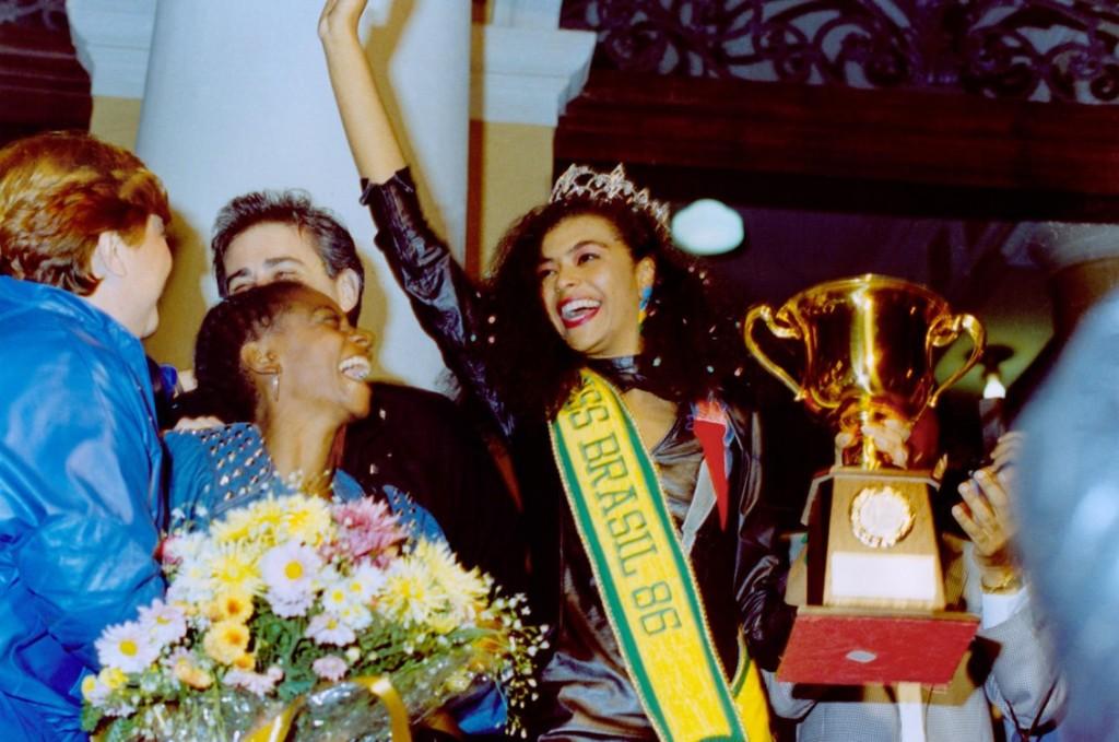 Miss Brazil: Deise Nunes