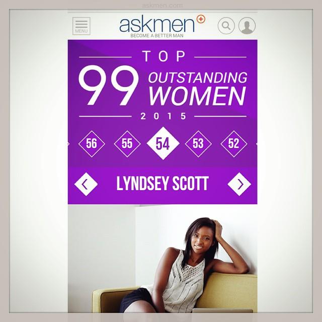 Lyndsey Scott 19