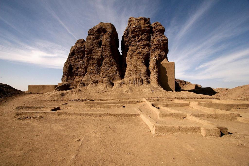 Nubian pyramids 00