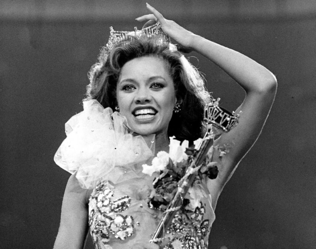 Vanessa Williams the First Black Miss America