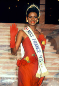 Miss France 1993 : Veronique de la Cruz