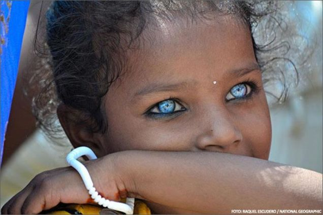 What Color Eyes will your Children Have?