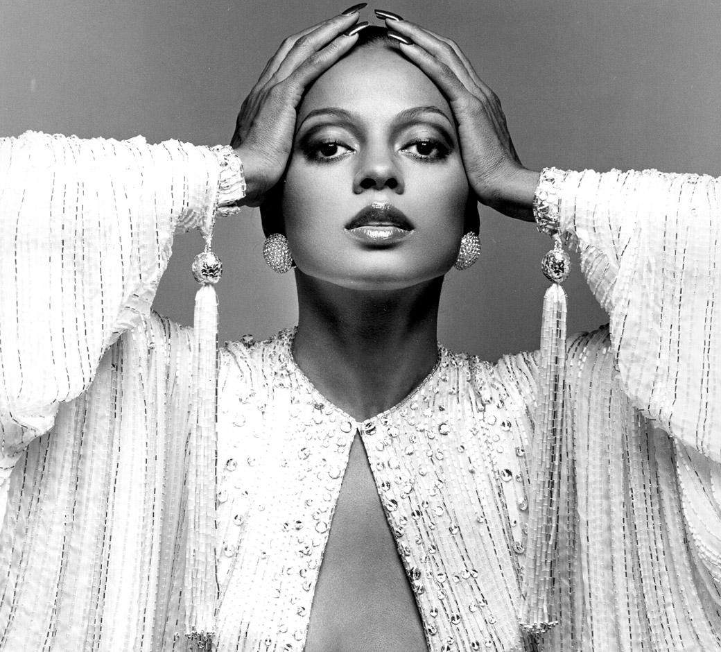 Diana Ross Fashion Designer