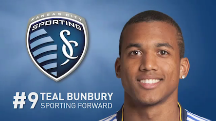 teal bunbury