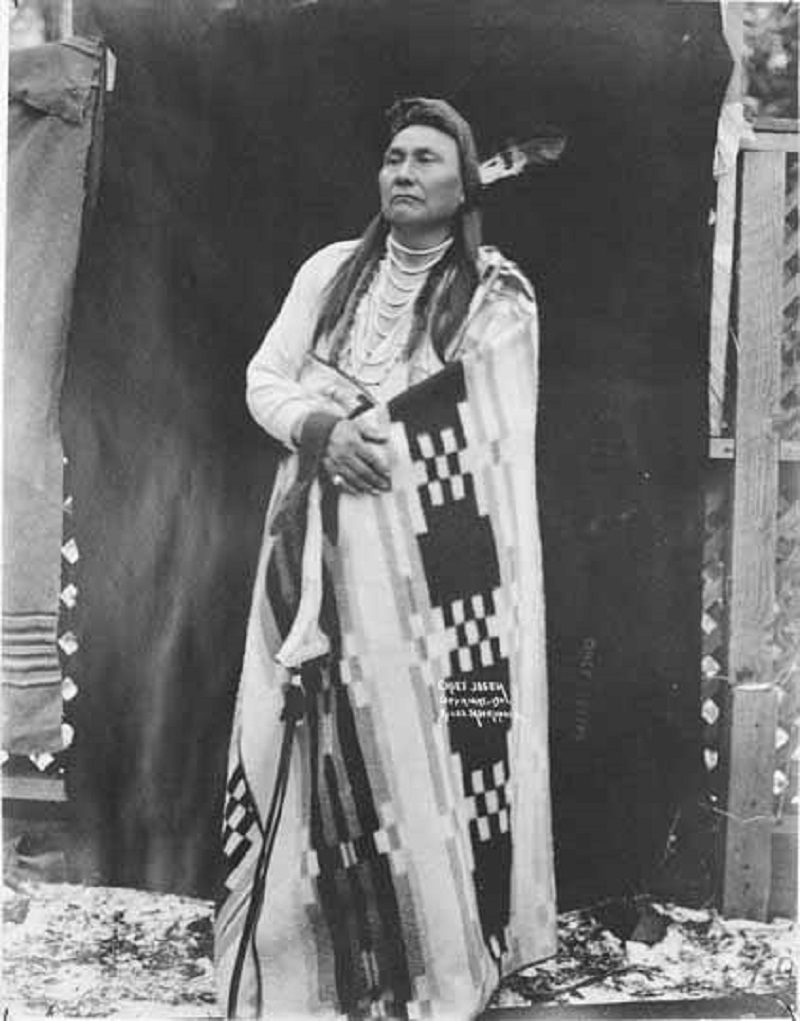 Chief Joseph-Nez Perce