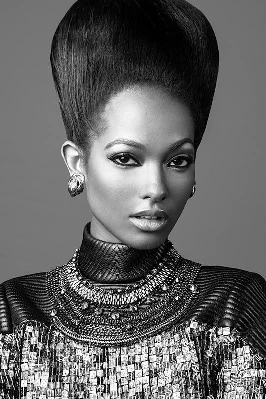 Model: Melie Tiacoh