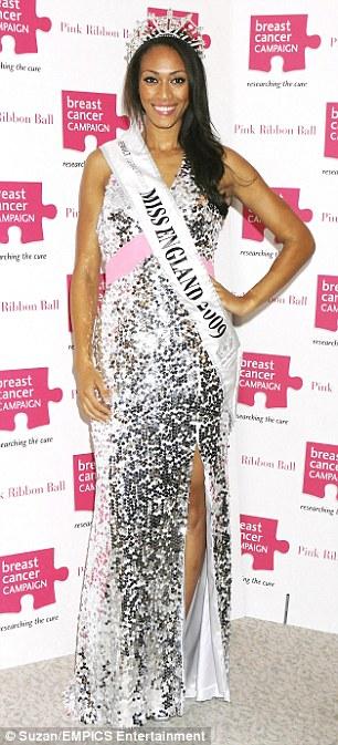 Miss England Rachel Christie 06