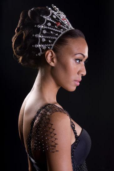Miss England Rachel Christie 12