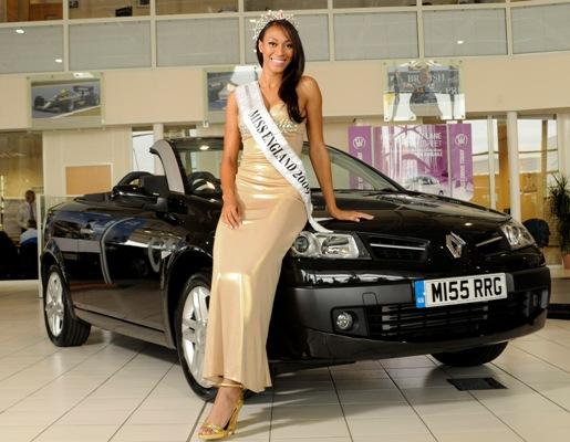 Miss England Rachel Christie 21