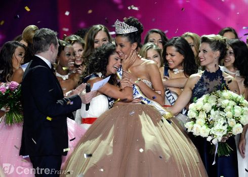 Miss France Flora Coquerel 06
