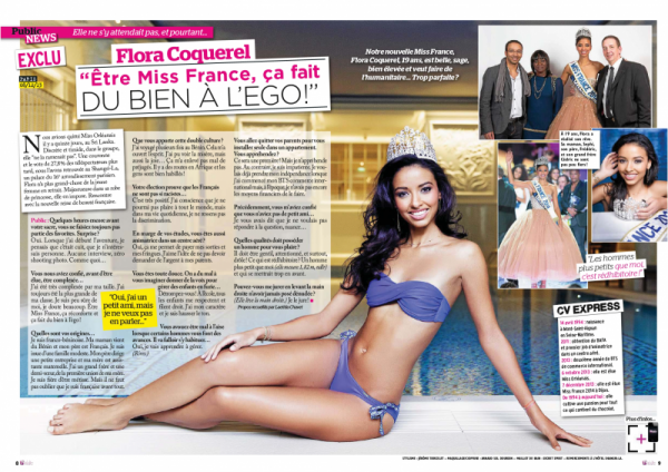 Miss France Flora Coquerel 07