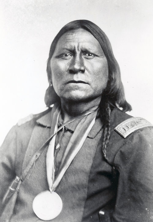 Satanta, Kiowa Chief
