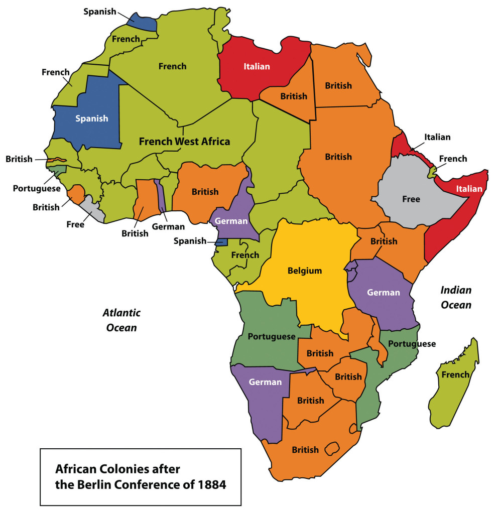 resistance to colonial rule in africa