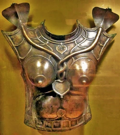 amazon Breastplate