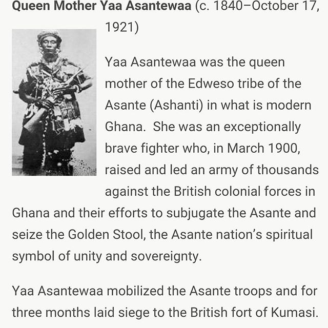 queen yaa