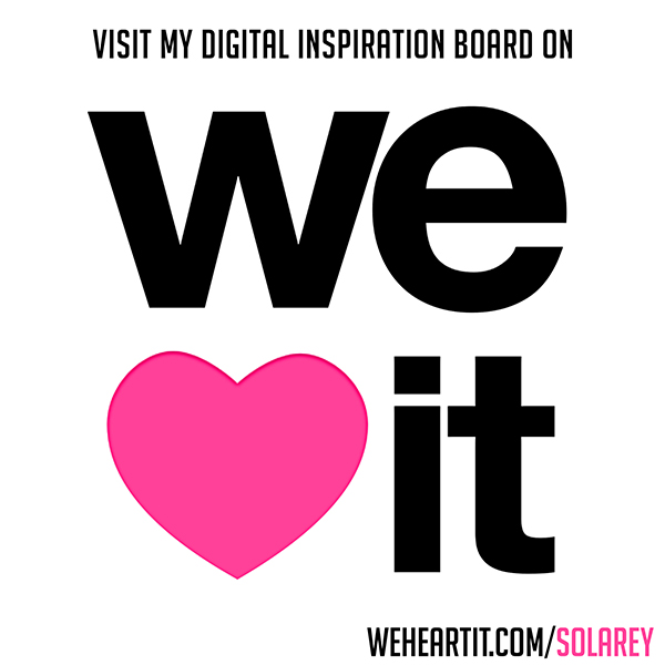 Visit my digital Inspiration board on weheartit.com