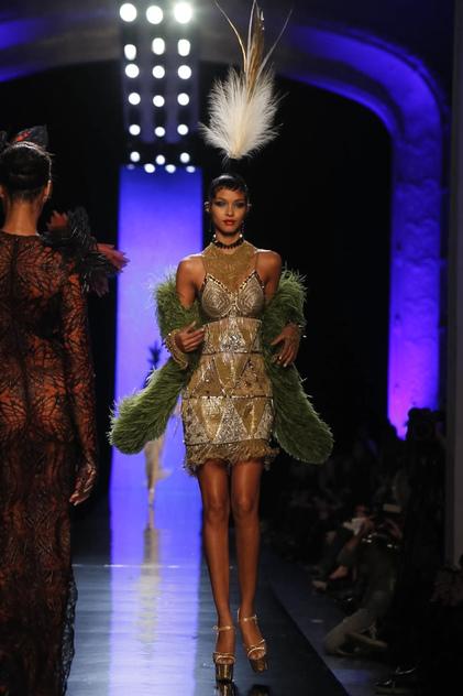 Jean Paul Gaultier Couture Spring Summer 2014 Paris