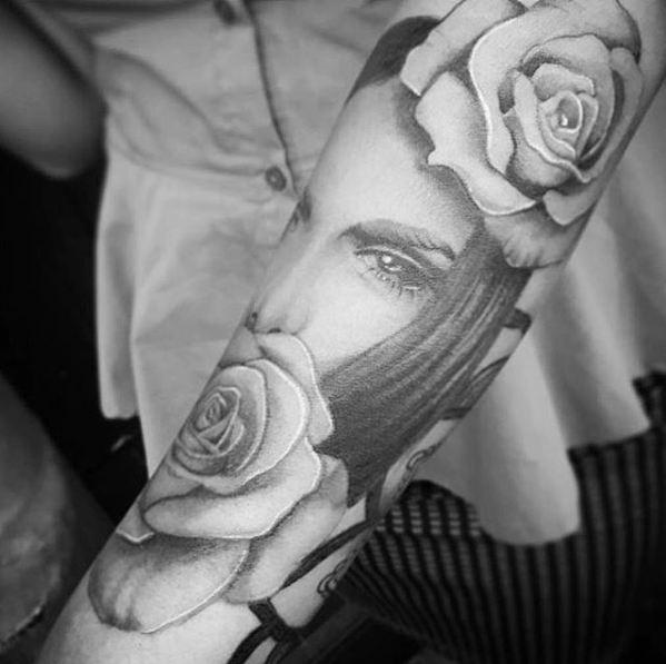 lais Ribeiro tattoo
