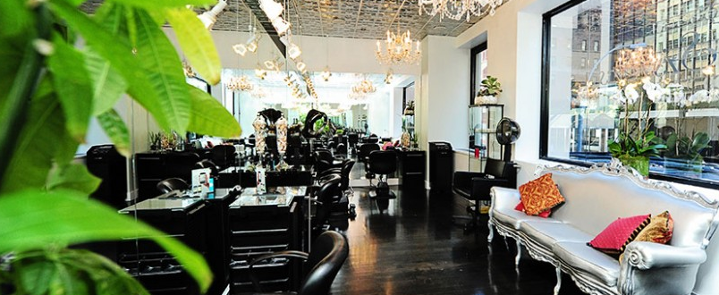 Upscale Spa/Salon for Women of color