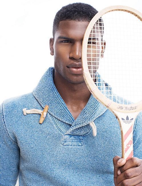 Male Model: Broderick Hunter