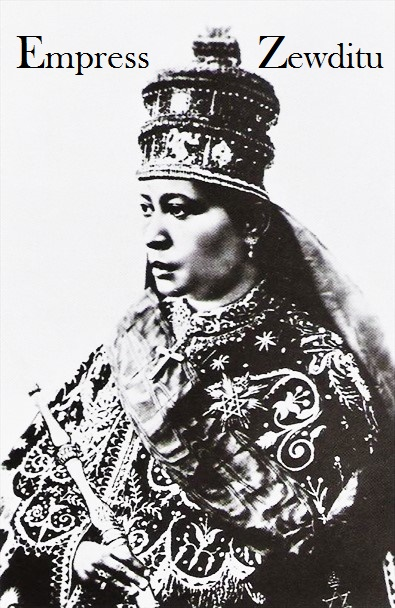 Empress Zewditu of Ethiopia 200 (2)