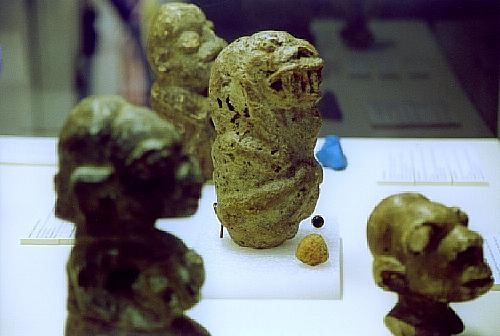 17,000 year old Nomoli Figurines found in Sierra Leone, West Africa