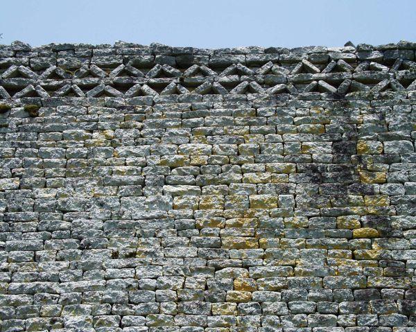 Wall of Zimbabwe