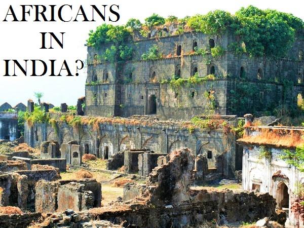 african elites in India 04