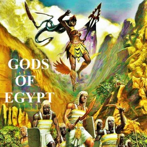 alternative GODS of EGYPT 1000