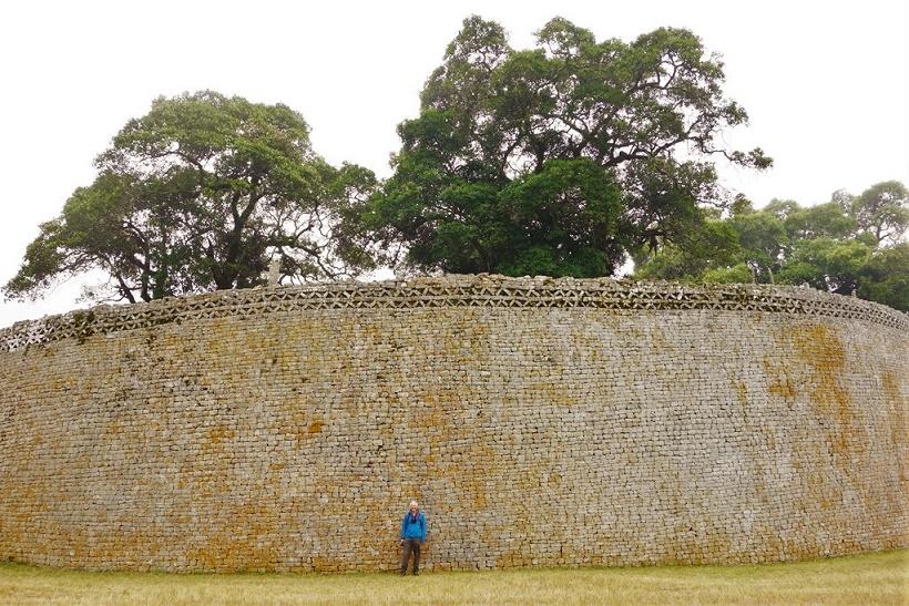 wall of zimbabwe 500