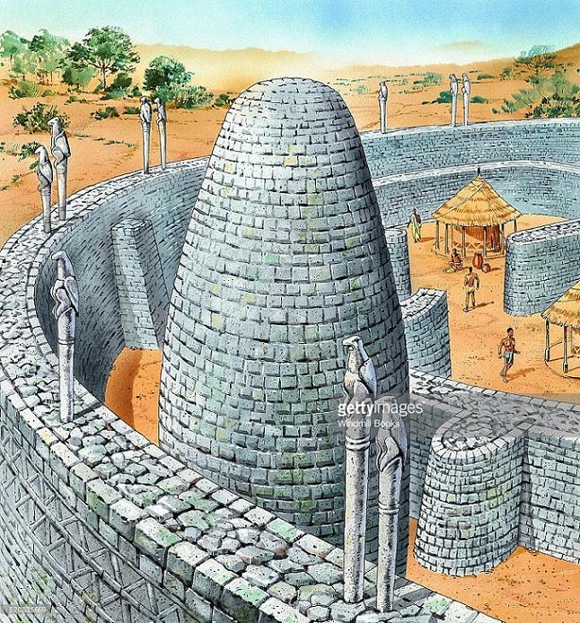 wall of zimbabwe 505