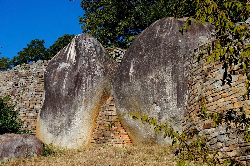 wall of zimbabwe 506