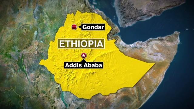 7 Emperor's Castles In Gondar, Ethiopia