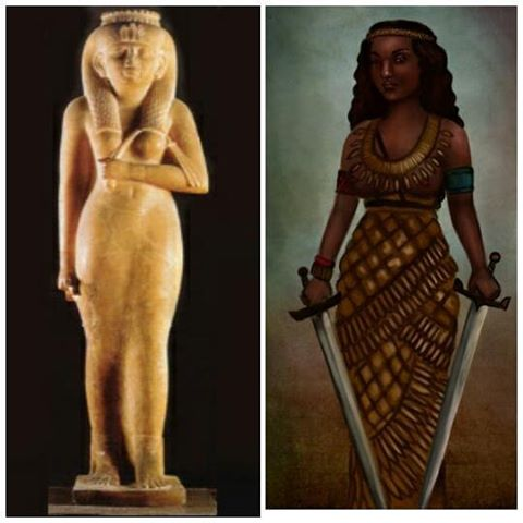 Amanirenas nubian queens